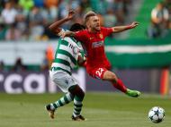 Sporting-Steaua Bucareste (Reuters)