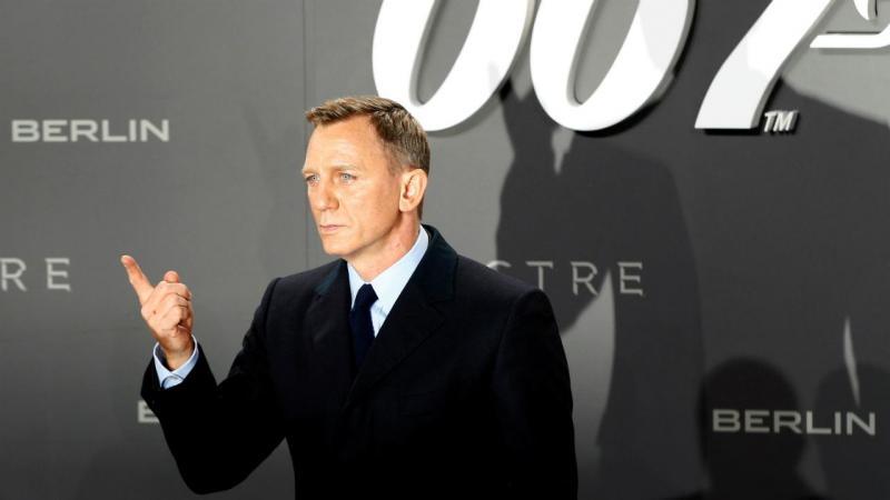 É oficial: Daniel Craig vai continuar como James Bond em 'Bond 25'
