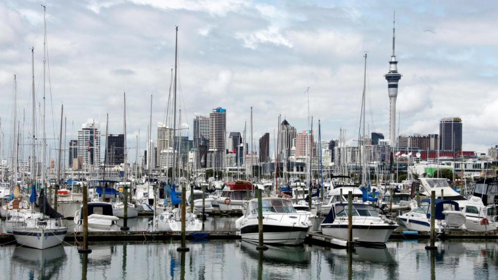 8. Auckland, Nova Zelândia