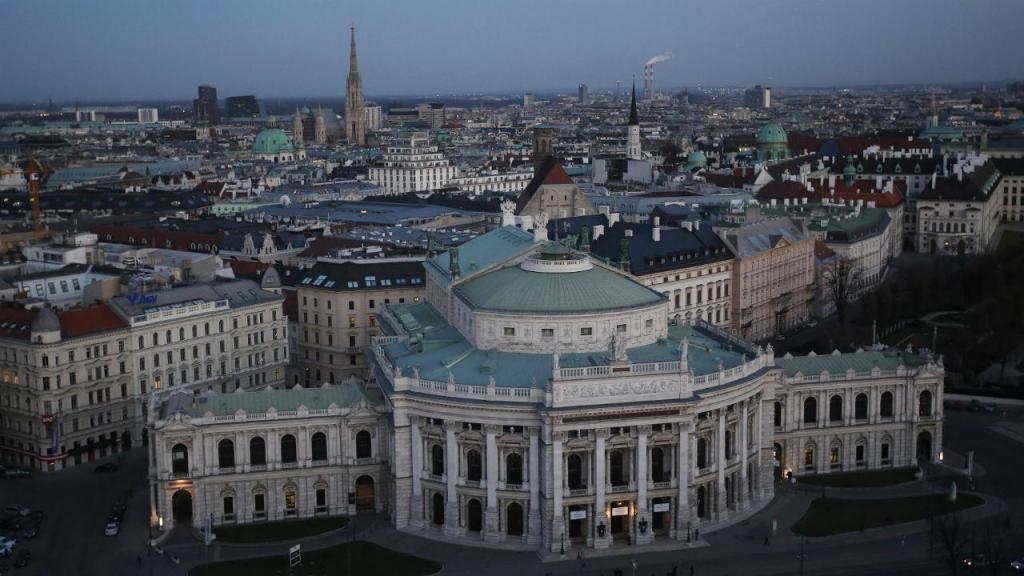 2. Viena, Áustria