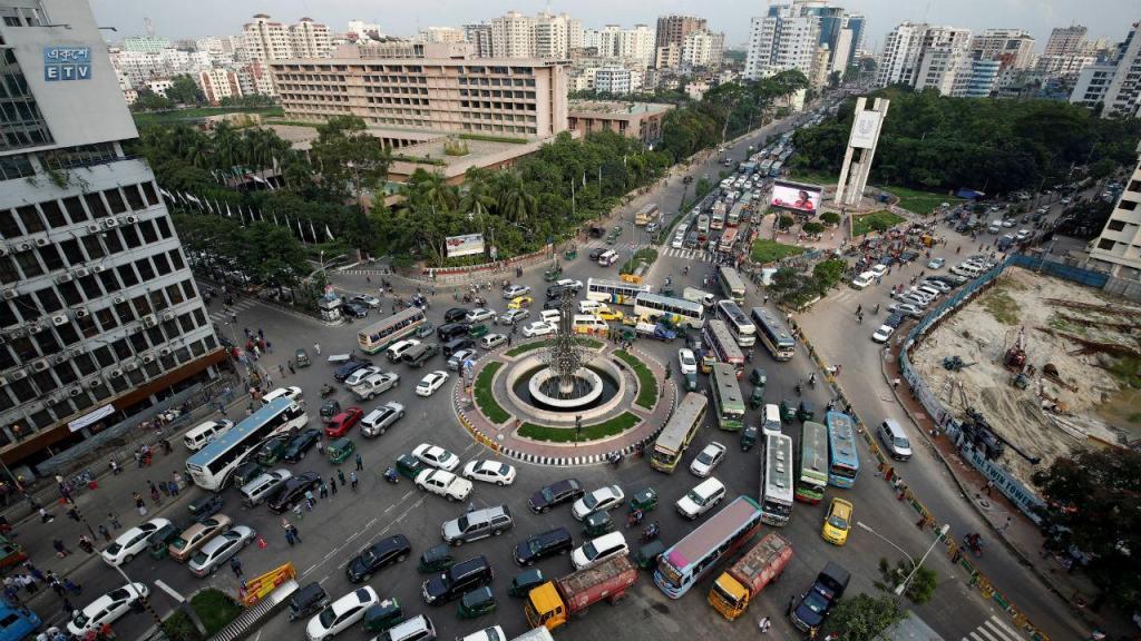4. Dhaka, Bangladesh