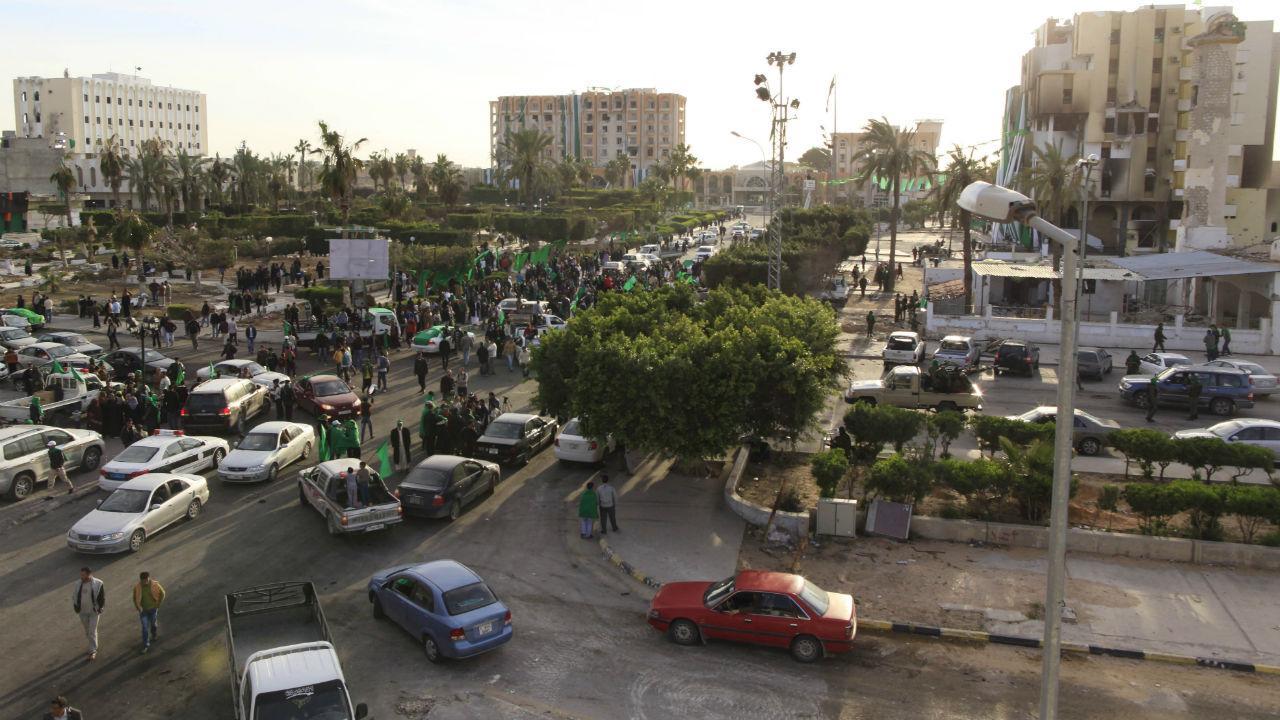 3. Trípoli, Líbia