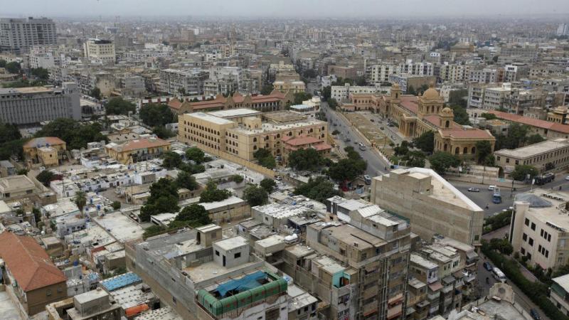 6. Carachi, Paquistão