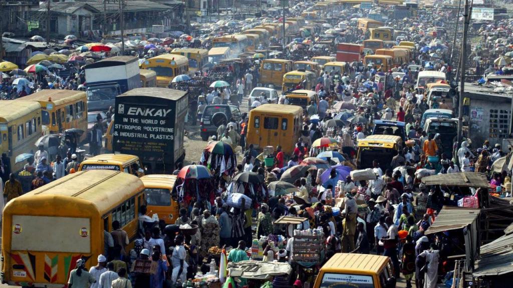 2. Lagos, Nigéria