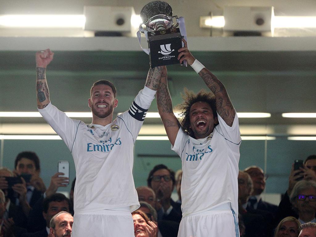 Real Madrid vence Supertaça de Espanha (Reuters)