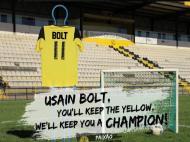 Usain Bolt (Facebook Beira-Mar)