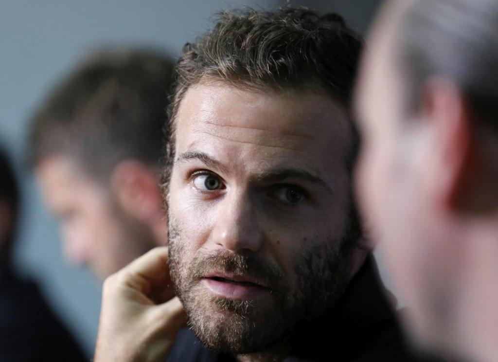 Juan Mata convenceu Mats Hummels a doar 1% do seu salário à Common Goal
