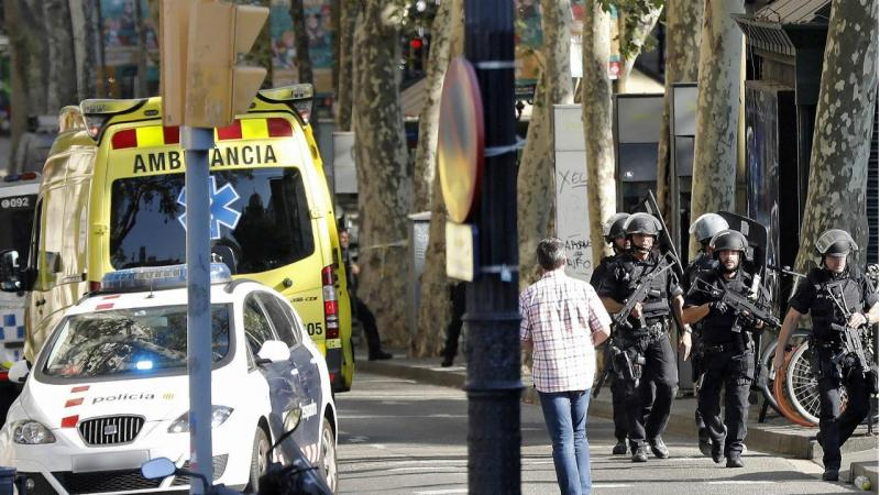 Ataque em Barcelona