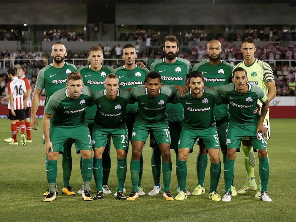 Panathinaikos proibido de participar nas provas da UEFA