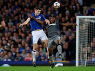 Everton-Hajduk Split (Reuters)