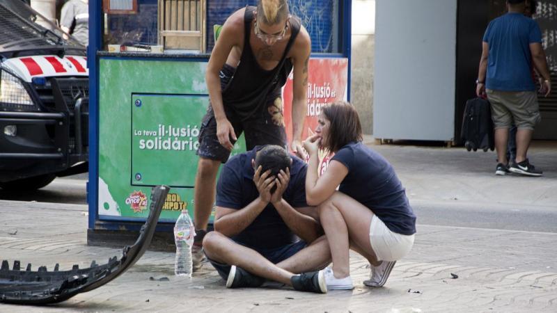 Terror em Barcelona