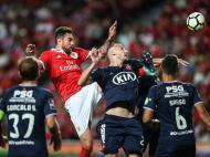 Benfica-Belenenses (Lusa)