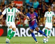 Barcelona-Betis (Reuters)