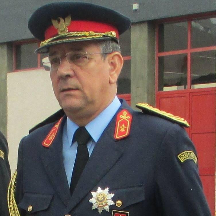 2º comandante Joaquim Oliveira