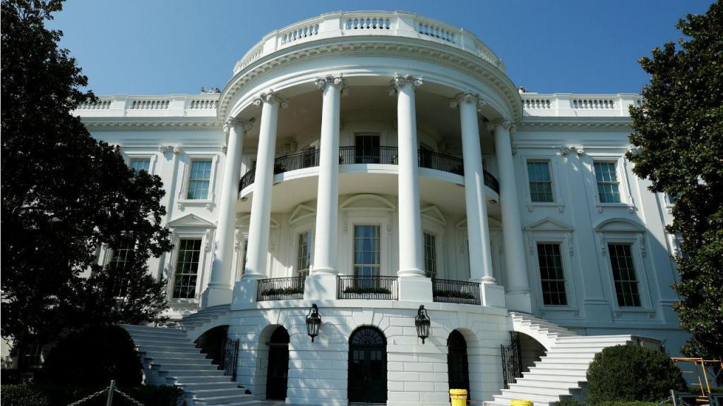 Renovações na Casa Branca