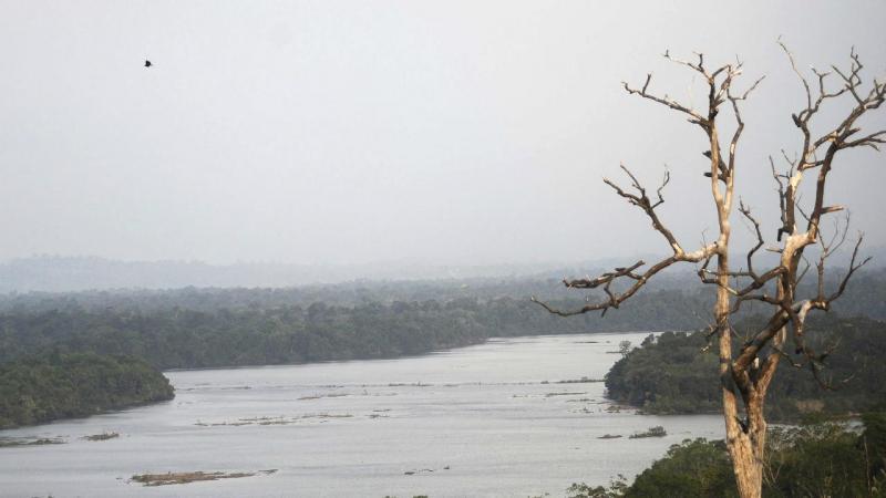 Rio Xingu - Brasil (Arquivo)