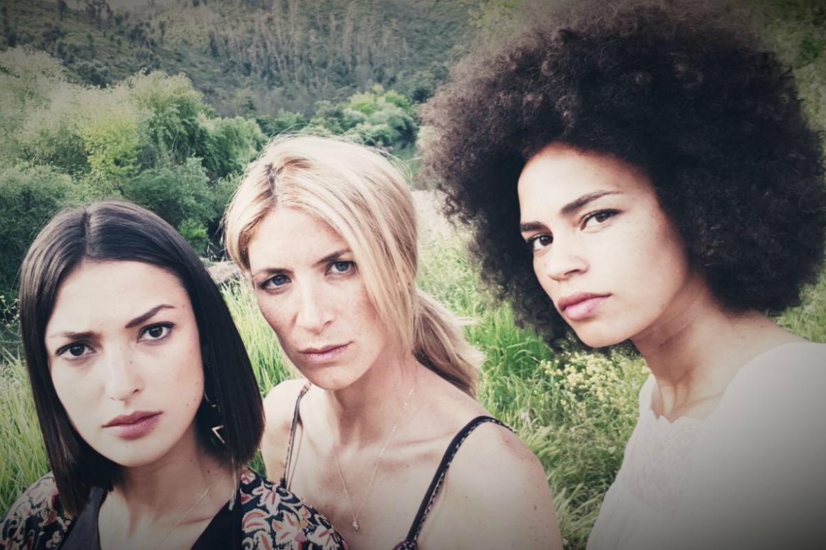 Sara Salgado, Matilde Breyner e Ana Sofia Martins