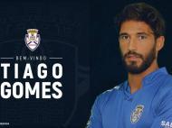 Tiago Gomes (foto: CD Feirense)