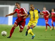 Maccabi Tel Aviv-Altach (Lusa)