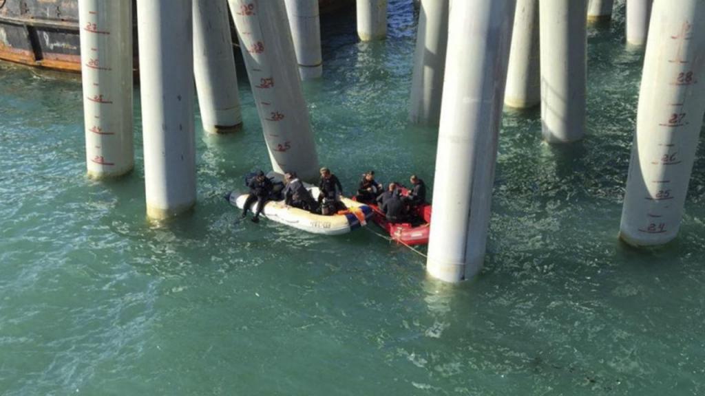 Pelo menos 16 pessoas morrem na queda de autocarro no mar Negro