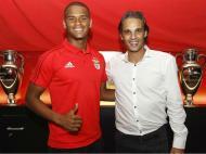 Fábio Duarte renova com o Benfica (SL Benfica)