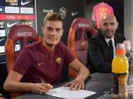 Patrick Schick na AS Roma