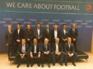 Forum treinadores UEFA (FOTO: Twitter UEFA)