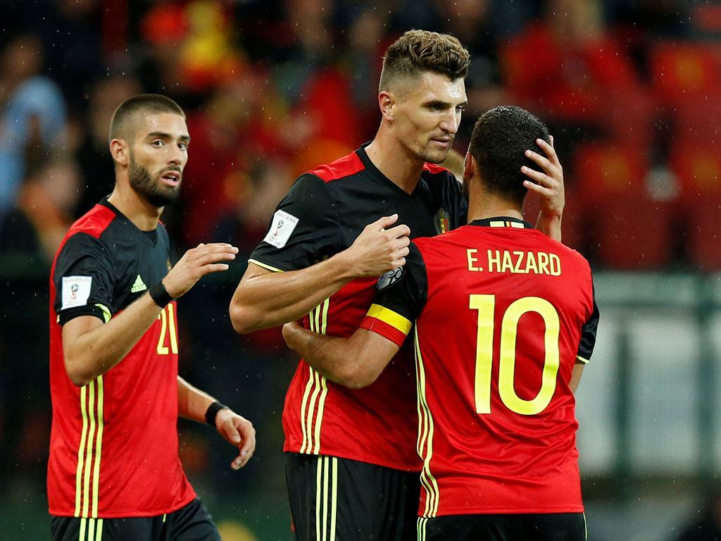 Bélgica-Gibraltar (Reuters)