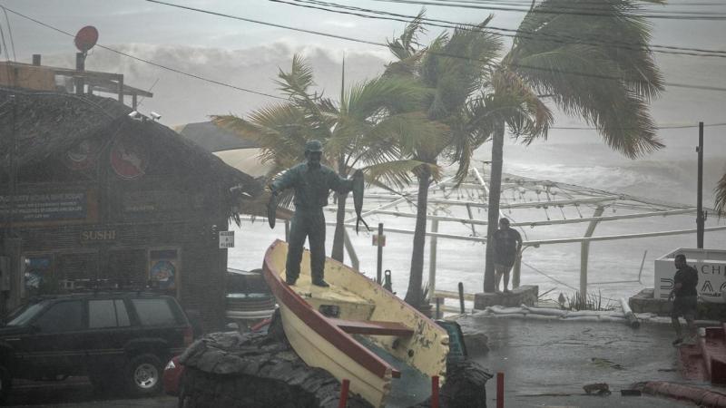 Tempestade tropical Lidia