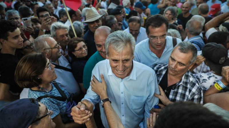 Jerónimo de Sousa - Festa do Avante!