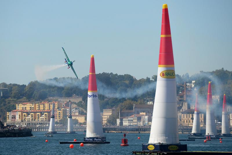 Red Bull Air Race - Porto 2017