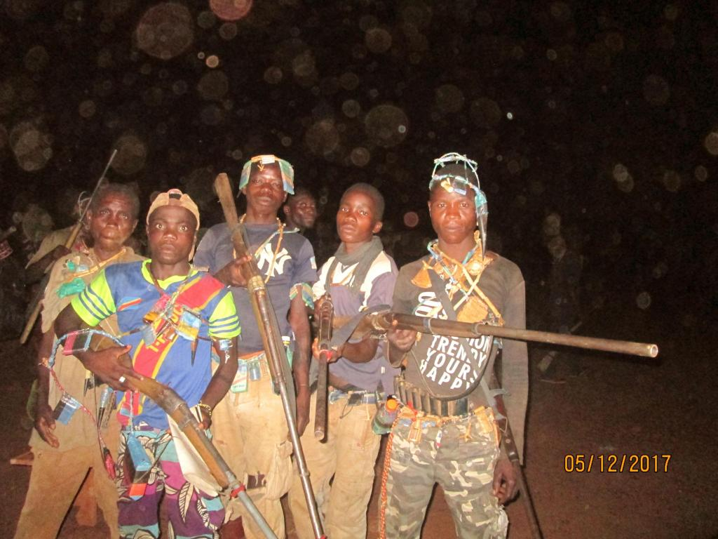 Rebeldes cristãos anti-Balaka