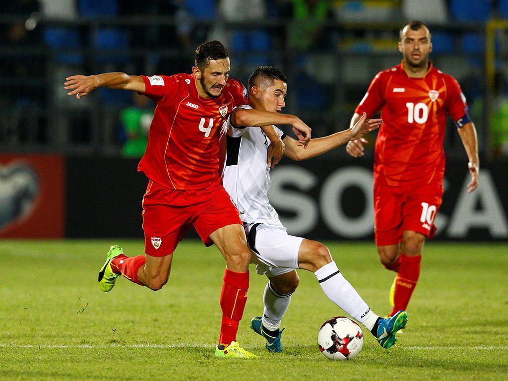 Macedónia-Albânia (Reuters)