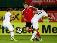 Áustria-Geórgia (Reuters)