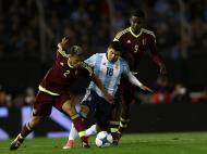 Argentina-Venezuela (Reuters)