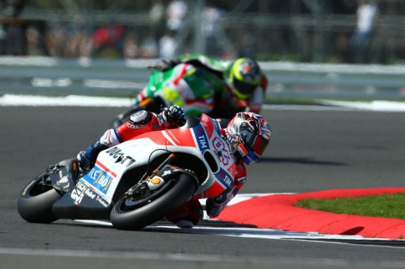 Andrea Dovizioso - MotoGP Silverstone