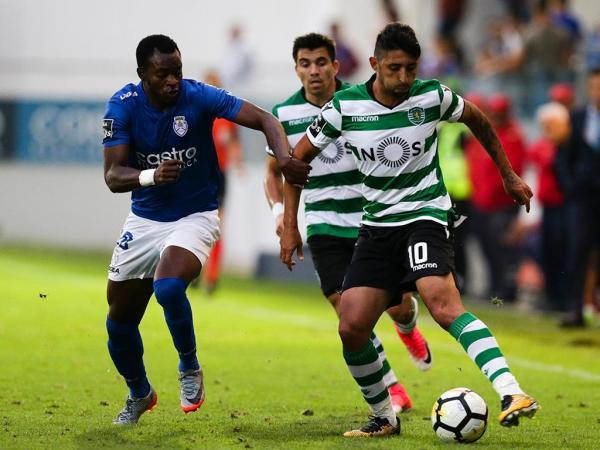 Feirense Sporting: Feirense-Sporting, 2-3 (resultado Final)