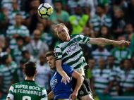 Feirense-Sporting (Lusa)