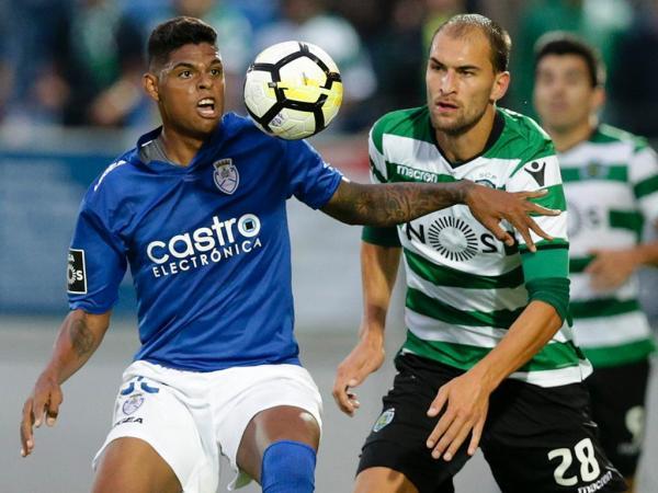 Sporting Feirense: Feirense-Sporting, 2-3 (crónica