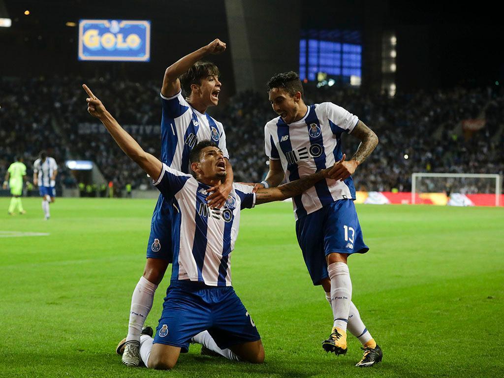 FC Porto-Chaves (Lusa)