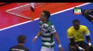 Futsal: Sporting inicia defesa do título com goleada
