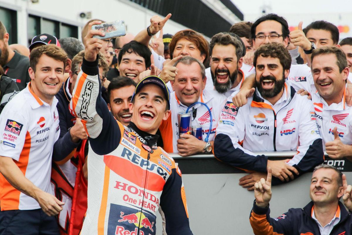 Marc Márquez - Honda - Misano