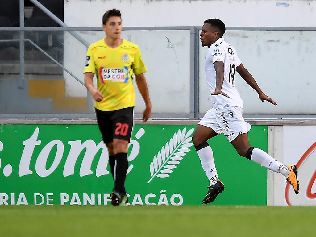 Vitória Guimarães-Boavista (Lusa)