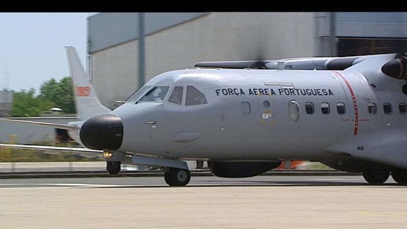 Avião militar vai resgatar 52 portugueses das Caraíbas