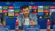 «Objetivo é o título, mas queremos fazer boa figura na Champions»