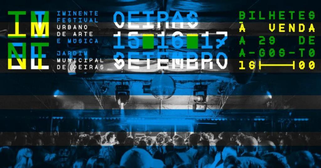 O Festival Iminente está de regresso a Oeiras