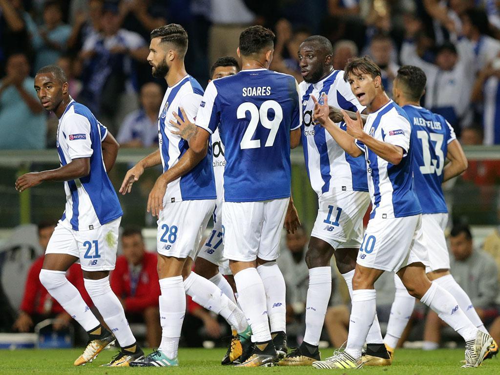 FC Porto-Besiktas (Lusa)