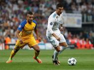 Real Madrid-Apoel (Reuters)