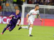 Maribor-Spartak Moscovo (Lusa)