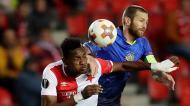 Slavia Praga-Maccabi Tel Aviv (Reuters)